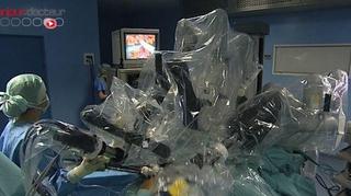 Un robot pour opérer les enfants