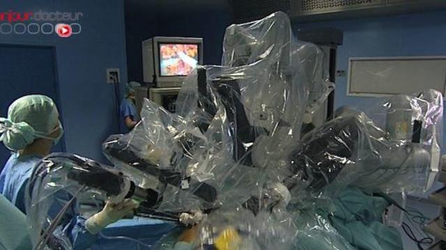 Robots chirurgicaux : ni mieux ni moins bien que les autres techniques