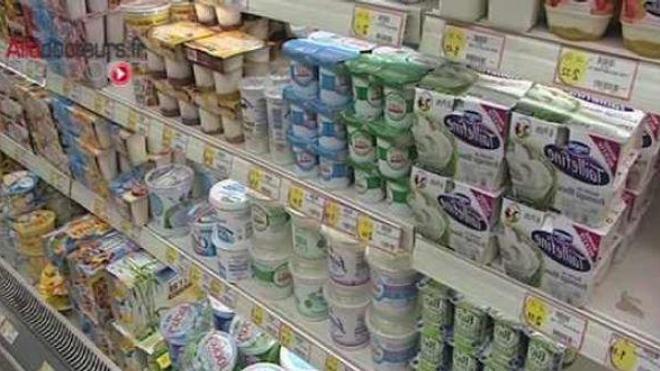 Margarines et yaourts ''anti-cholestérol'': des bénéfices non démontrés