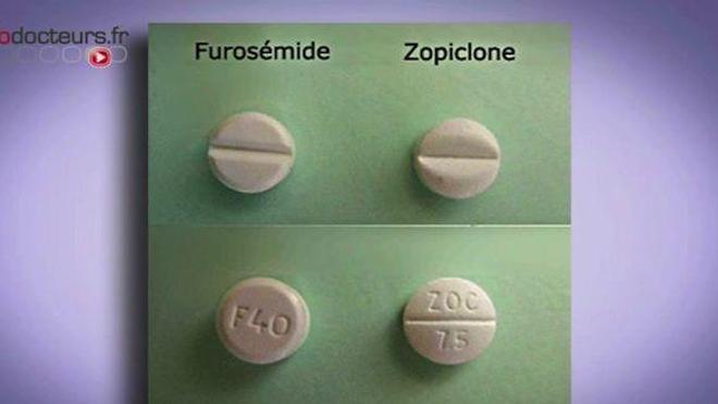 Furosémide : pas de somnifère dans les analyses de deux patients décédés