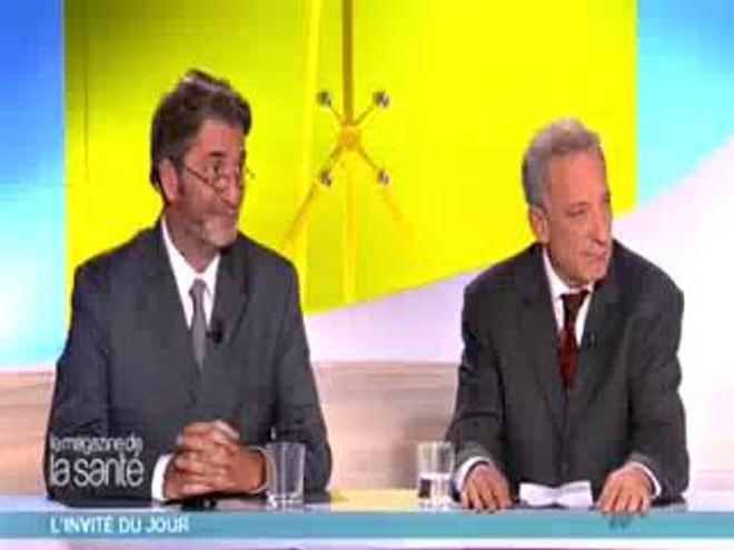 Entretien avec Olivier Ameisen, diffusé le 6 novembre 2008