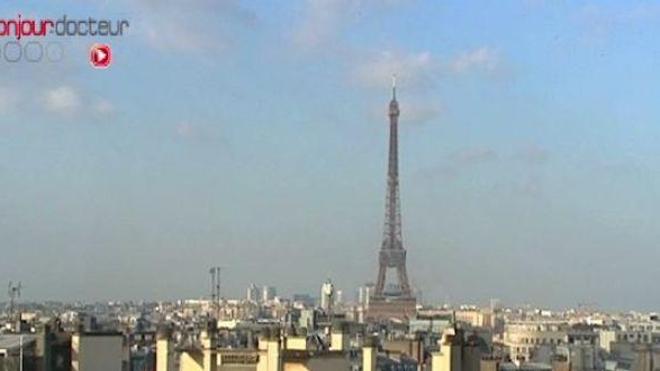 Pollution à l'ozone en Ile-de-France