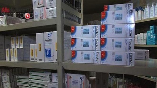 45 médicaments en rupture de stock
