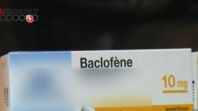 Baclofène : 405 effets indésirables recensés en 2012