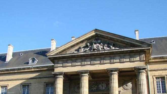 Le Palais de Justice de Reims (DR)