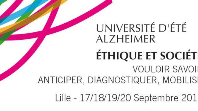 Alzheimer : ''droit de savoir, devoir d'anticiper''