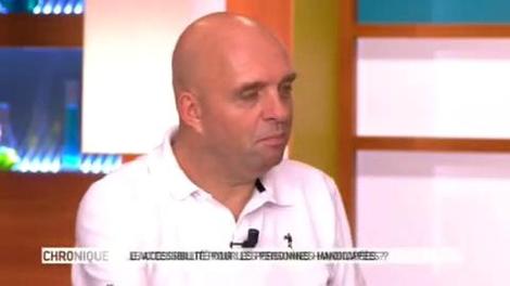 Handicap : la chronique de Philippe Croizon