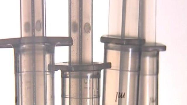 Londres milite pour des seringues dans les salles de sport