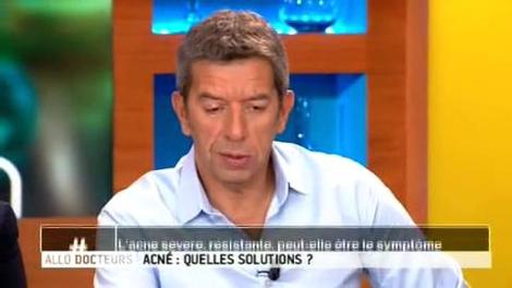 L'acné sévère peut-elle être le symptôme d'une maladie sous-jacente ?