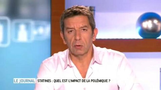Entretien avec le Pr Nicolas Danchin, cardiologue à l'hôpital Georges-Pompidou (HEGP), à Paris