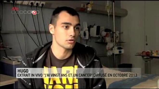 Hugo raconte la façon dont il vit la maladie.