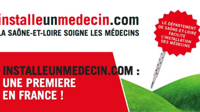 Installeunmedecin.com : opération séduction des médecins
