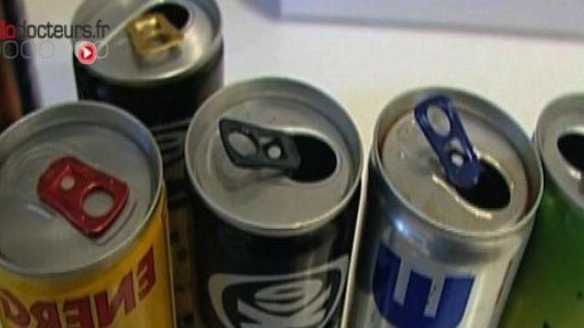 Les boissons ''dites énergisantes'' bientôt taxées