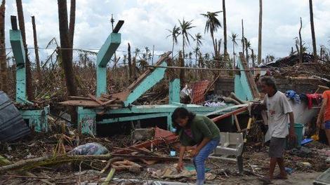 Philippines, J+10 : la phase de déploiement