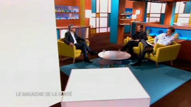 Photo : extrait d'une campagne de sensibilisation sur les violences conjugales - Vidéo : entretien avec le Dr Gilles Lazimi, membre du Haut Conseil à l'égalité entre les femmes et les hommes