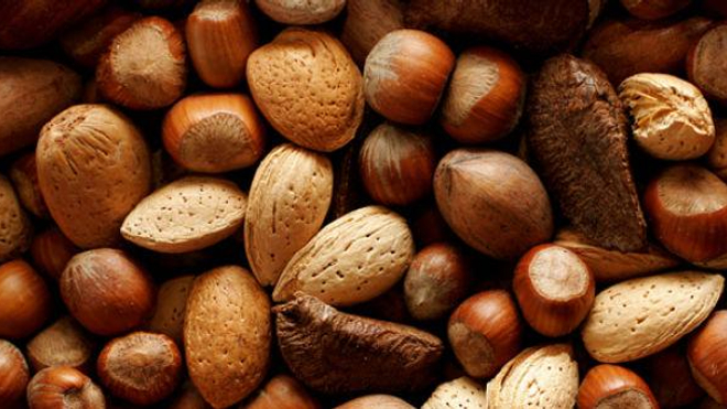 Les consommateurs de fruits à coques vivent plus longtemps