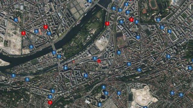 Antennes relais : une appli mobile pour connaître leurs niveaux d'émission