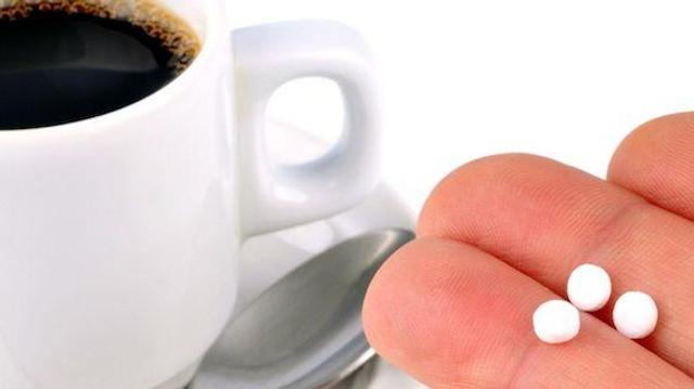 L'aspartame, sous la langue et dans l'organisme…