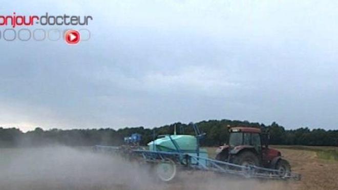 Des résidus de pesticides dans 45% des aliments européens