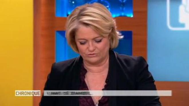 Chronique de Mélanie Morin, du 18 décembre 2013