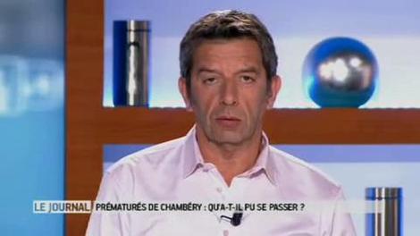 Nourrissons de Chambéry: plainte pour homicide involontaire