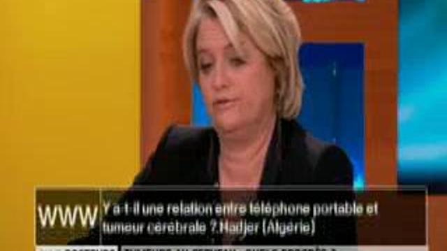 Y a-t-il une relation entre téléphone portable et tumeur cérébrale ?