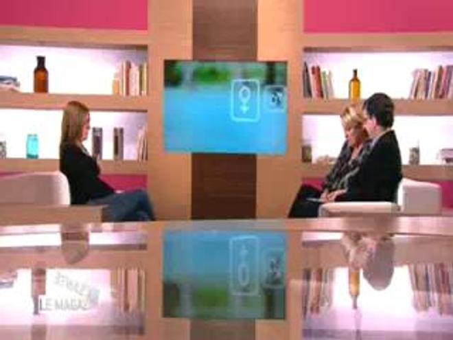 Vidéo : Interview de Sophie Robert, réalisatrice du documentaire ''Le Mur'' dans Le magazine de la santé, le 23 novembre 2011.