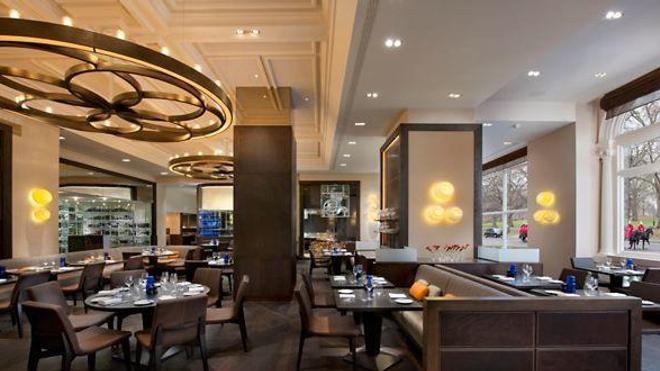 Restaurant Dinner à l'hôtel Mandarin Oriental, Londres