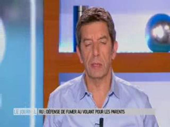 VIDEO - Entretien avec le Pr Bertrand Dautzenberg, pneumologue\t à l'hôpital La Pitié-Salpêtrière, à Paris