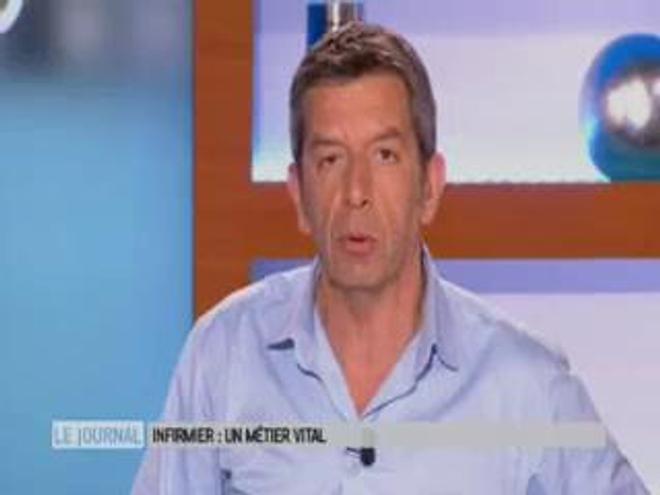 Thierry Amouroux, secrétaire général du syndicat national des professionnels infirmiers, était l'invité du Magazine de la Santé le 26 février 2014.