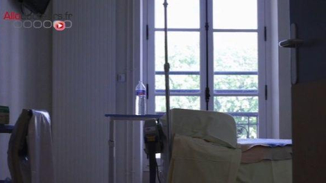 Moins d'un Français sur cinq meurt à son domicile