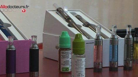 Cigarette électronique : des cas d'intoxication aux e-liquides