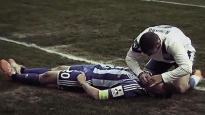 Alors que les compétitions de football ont repris, des cas de Covid sont signalés.