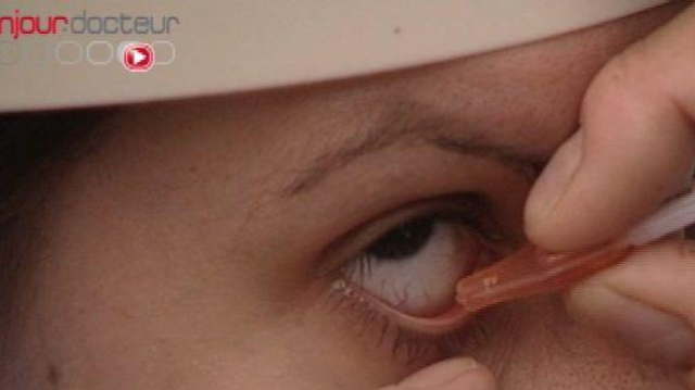 Laser des yeux : les suites opératoires