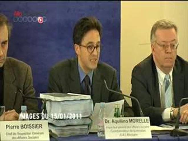 Conflits d'intérêts : quels sont les règles ? Reportage vidéo du 23 avril 2014.