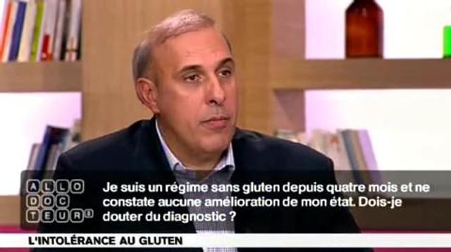 Intolérance au gluten : l'efficacité du régime
