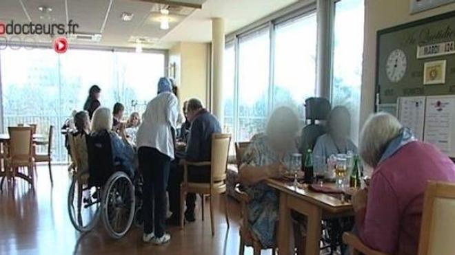 Strasbourg : soupçons de maltraitance dans une maison de retraite (image d'illustration)