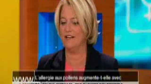 L'allergie aux pollens augmente-t-elle avec l'âge ?