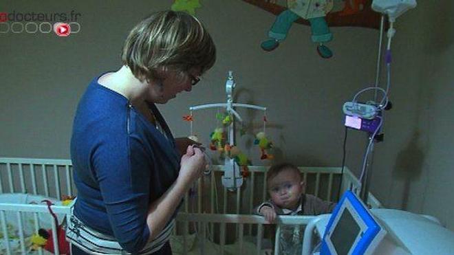 Hémodialyse pédiatrique : un nouvel appareil adapté aux bébés