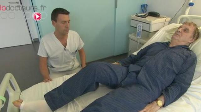 Arthrose du genou : de l'injection à la prothèse