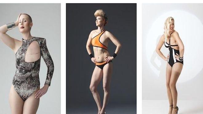 Mastectomie : des femmes osent le maillot de bain