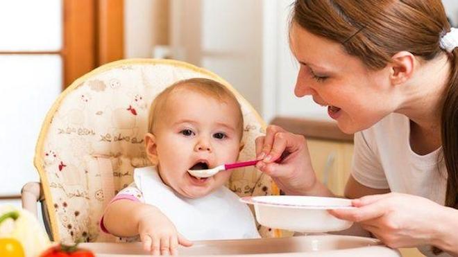 Des substances toxiques dans l'alimentation des tout-petits