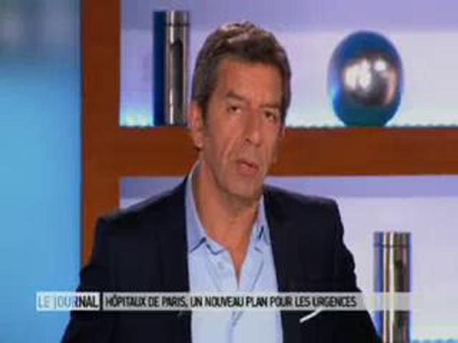 Entretien avec le Dr Patrick Pelloux, président de l'Association des médecins urgentistes de France.