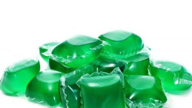 Dosettes de lessive liquide : les accidents en hausse (DR)