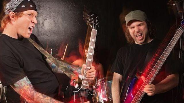 Adeptes de heavy metal, votre cerveau peut en prendre un coup !