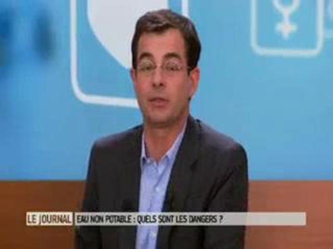"""''Eau non potable : quels sont les dangers ?"""", chronique du Dr Gérald Kierzek, urgentiste"""