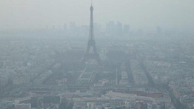 La pollution de l'air et le bruit favoriseraient l'hypertension