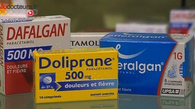 Mal de dos : le paracétamol pas plus efficace qu'un placebo