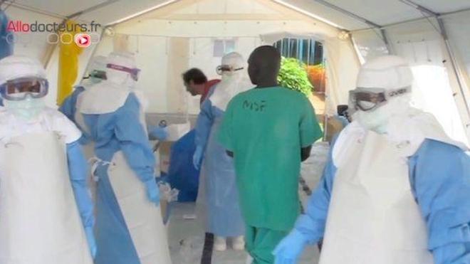 Ebola : fin officielle de l'épidémie en mars 2016 ? (Image d'illustration)
