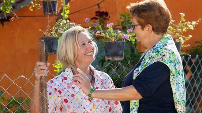 De bonnes relations de voisinage protégeraient notre coeur (Photo © belahoche - Fotolia.com)